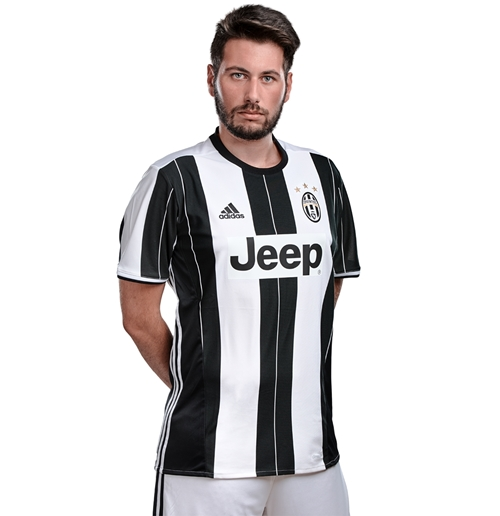 T-Shirt Juventus 2016-2017 Home