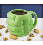 Marvel Comics Tasse Shaped Hulk Fist 13 cm
