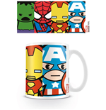 Marvel Comics Tasse Kawaii Avengers