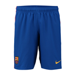 Shorts Barcelona 2016-2017 Home (Blau)