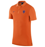 Polohemd Holland Fussball 2016-2017 Nike Authentic GS Slim (Orange)