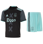 Trikot Ajax 2016-2017 Adidas Away fur Kinder