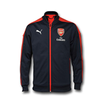 Jacke Arsenal 2016-2017 Puma Stadium (Peacot)