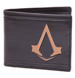 Geldbeutel Assassins Creed  - Copper Colour Logo Print