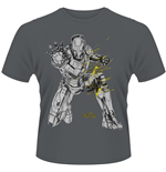 T-Shirt The Avengers - Age of Ultron - Iron Man Splash