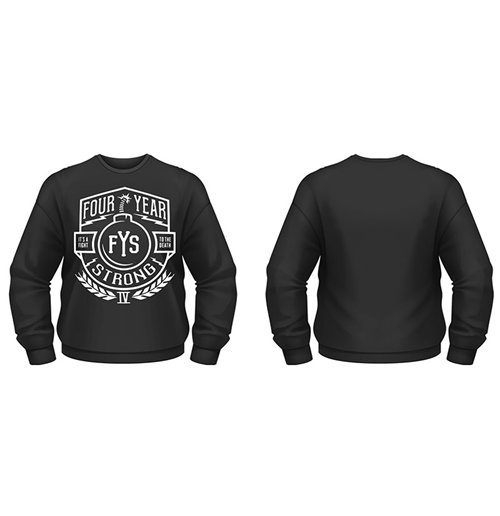 Sweatshirt Four Year Strong  217812