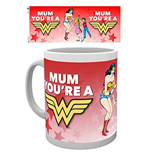 Tasse Wonder Woman - Wonder Mum