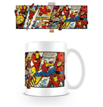 Tasse Iron Man - Iron Man Panels