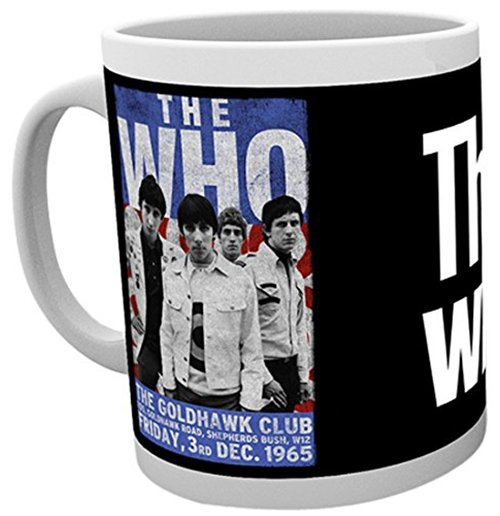 Tasse The Who - Band Mug