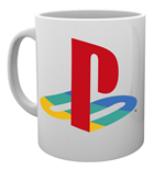 Tasse PlayStation - Logo Colour