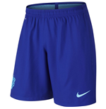 Shorts Holland Fussball 2016-2017 Away (Blau)