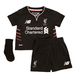 Trikot Liverpool FC 2016-2017 Away Baby Kit