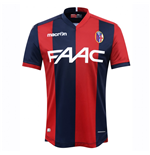 Trikot Bologna 2016-2017 Authentic Home Match