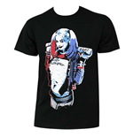 T-Shirt Suicide Squad Harley Quinn Queen