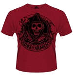 T-Shirt Sons of Anarchy 218802