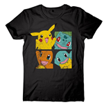 T-Shirt Pokémon Frontpirnt