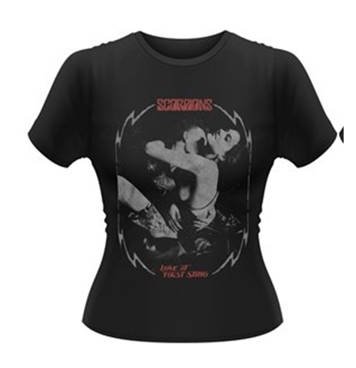 Scorpions T-Shirt LOVE AT FIRST STING