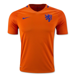 Trikot Holland Fussball 2016-2017 Home Nike (Kids)