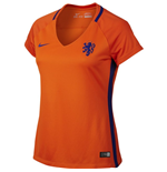 Trikot Holland Fussball 2016-2017 Home Nike Frauen