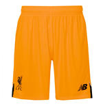 Shorts Liverpool FC 2016-2017 Away Torwart (Orange)