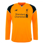 Trikot Liverpool  2016-2017 Away (Kids)