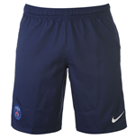 Shorts Paris Saint-Germain 2016-2017 Home (Navy)