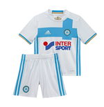 Trikot Olympique Marseille 2016-2017 Adidas Homo Mini Kit