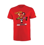 "T-Shirt Ferrari ""Kids Love Ferrari"""