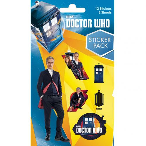 Aufkleber Doctor Who  220426