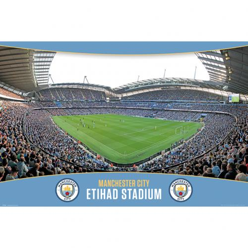 Poster Manchester City FC 220437