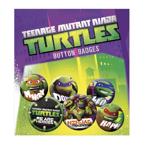 Brosche Ninja Turtles 220448