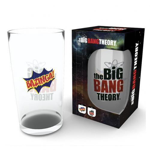 Glas Big Bang Theory