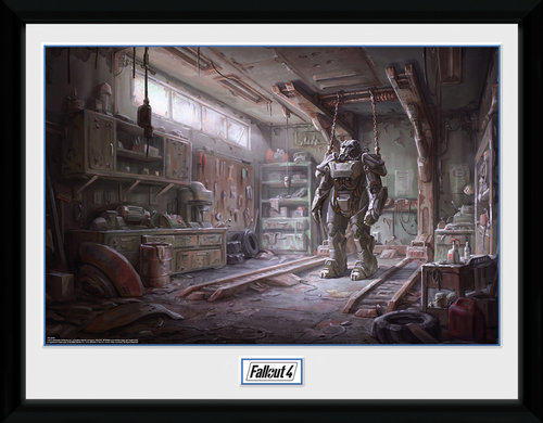 Poster Fallout 220486