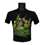 T-Shirt Ninja Turtles 220541