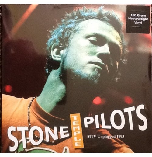 Vinyl Stone Temple Pilots - Mtv Unplugged 1993
