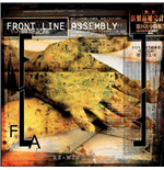 Vinyl Front Line Assembly - Rewind (Yellow W Black Splatter Vinyl)