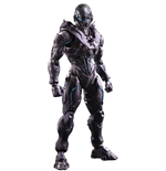 Halo 5 Guardians Play Arts Kai Actionfigur Spartan Locke 27 cm