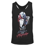 Top Suicide Squad Harley Tank