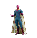 Avengers Age of Ultron Movie Masterpiece Actionfigur 1/6 Vision 31 cm