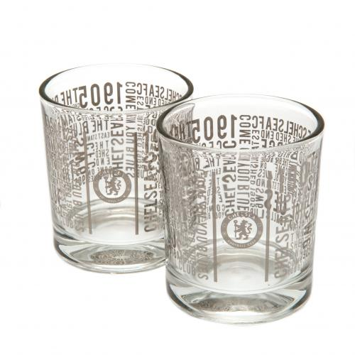 Glas Chelsea Glasser Pack fur Whiskey