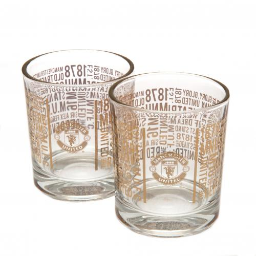 Glas Manchester United FC 222420