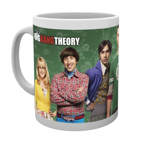 Tasse Big Bang Theory 222424