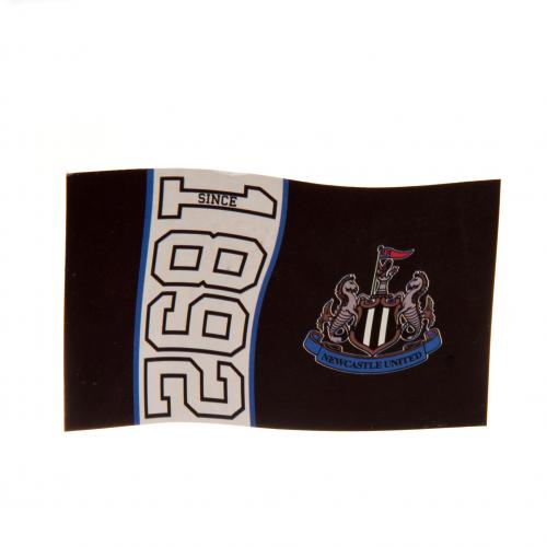 Flagge Newcastle United