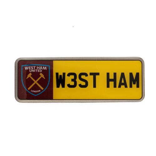 Brosche West Ham United