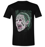 T-Shirt Suicide Squad Joker Screaming