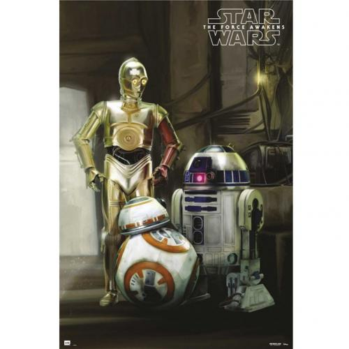 Poster Star Wars 223307