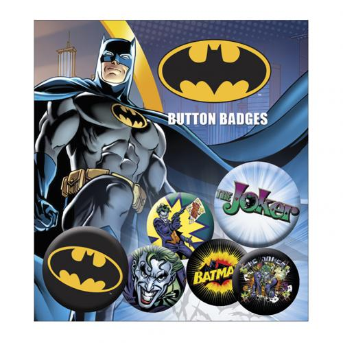 Brosche Batman 223324