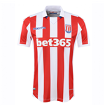 Trikot Stoke City Macron Home 2016-2017 Fussball