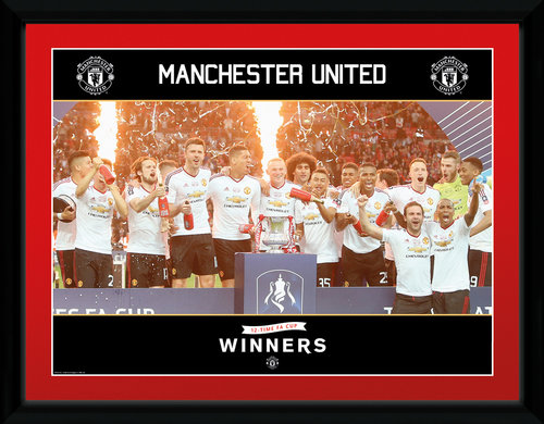 Poster Manchester United FC 223510