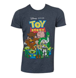 T-Shirt Toy Story Characters